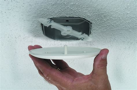 junction box covers for ceiling arlington cp3540 1c ceiling box cover plate for 3 1 2 quot 4