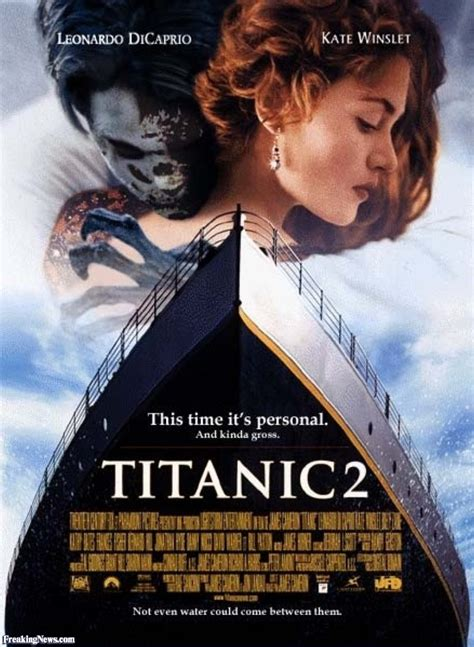 film titanic poster scary titanic movie poster pictures freaking news