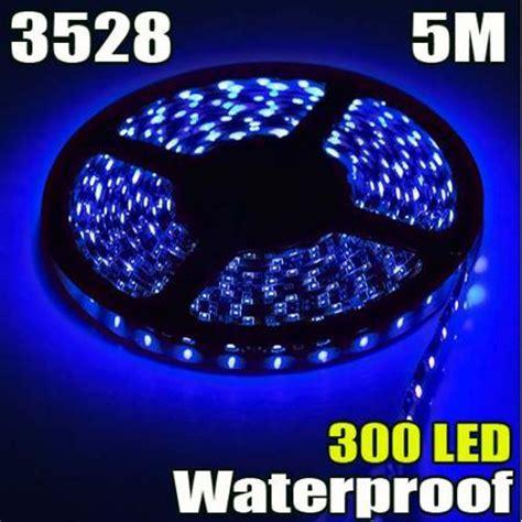 Paket Adaptor 2 Roll Led Rgb Colour 3528 Remote Rf Rgb 5m 300 led lighting 3528 5050 smd rgb ribbon roll waterproof ip65 12v ebay