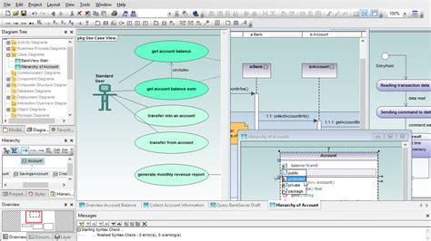uml modelling tool umodel uml modeling tool