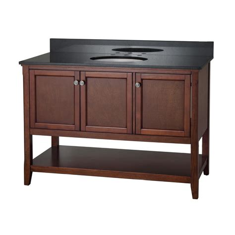 Home Surplus by Vanity 48wide X 21 1 2d X 34high Auguste Chestnut