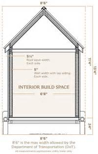 Tiny House On Foundation Plans tiny house trailers built by tumbleweed tiny houses