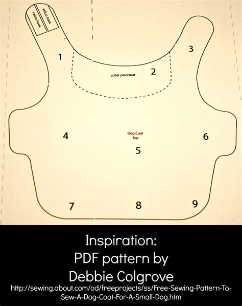 pattern for a large dog coat pattern for a 12 pound dog coat little coat i found