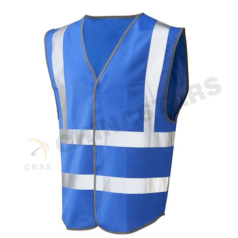 Blue Vest blue safety vest blue mesh safety vest safety vest 3m
