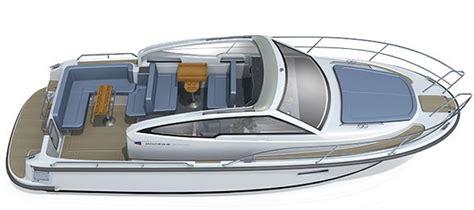 nimbus boat cushions nimbus 305 drophead offshore powerboats