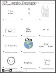 brain teasers worksheets pdf halloween worksheetsfree