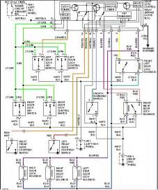 toyota sequoia window wiring diagram toyota free engine