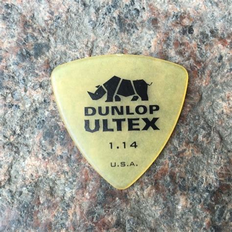 1pcs Gitar Dunlop Ultex Standard 114 Mm dunlop ultex triangle 1 14mm kitarapaja