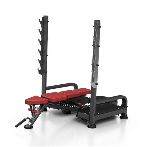 olympic adjustable bench olympic adjustable bench mp l213 marbo sport b2b