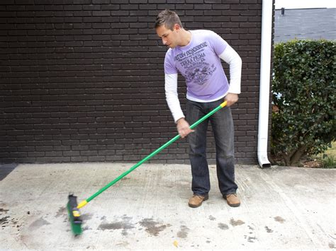 How to Pressure Wash Your Driveway   HGTV