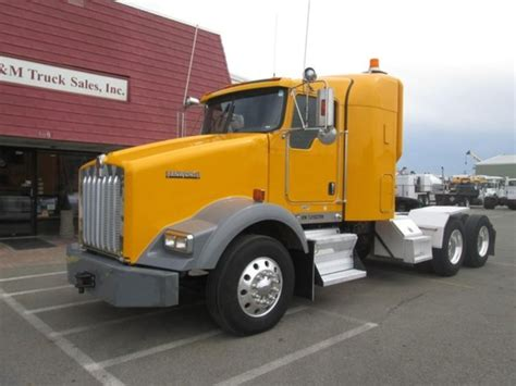 kenworth for sale wa kenworth t800 in washington for sale used trucks on