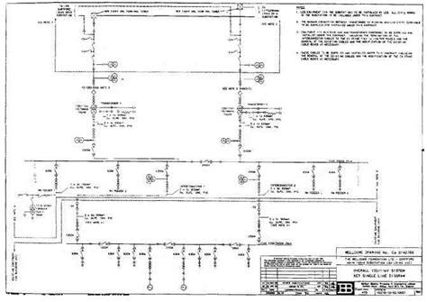 sf6 circuit breaker single line diagram circuit and