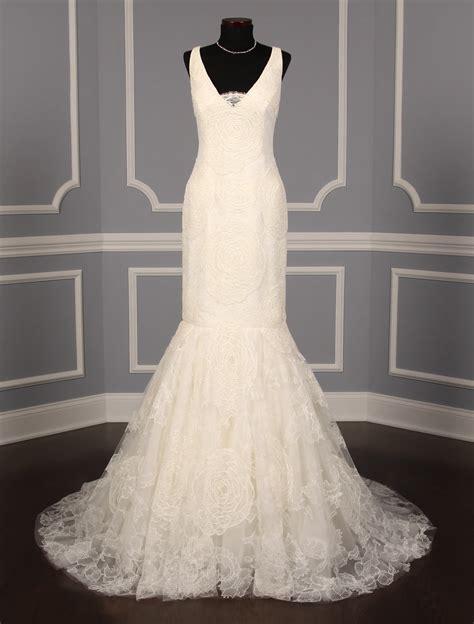 Size 8 Wedding Dresses by Vera Wang Macy Size 8 Wedding Dress Oncewed