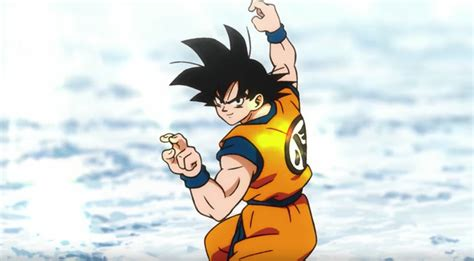 film anime kekuatan super crunchyroll goku pushes the limits even further in