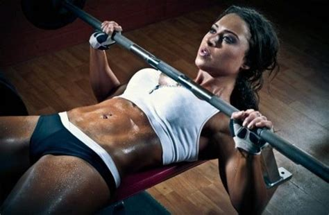 female bench press 3 basic chest exercises for women to lift and shape breasts top me