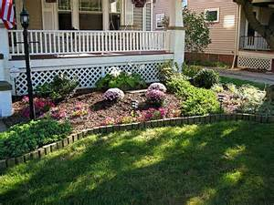 How Much Does A Backyard Fence Cost Landscape Ideas For Front Yard The Front Ideas Front
