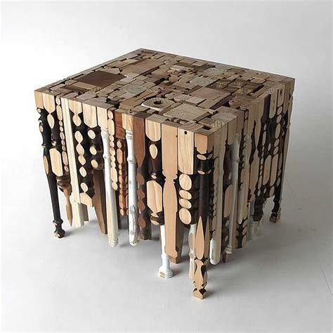 eking it out table legs furniture by rupert herring