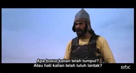film omar bin khattab bahasa indonesia film omar umar bin khattab episode 20 perang yamamah