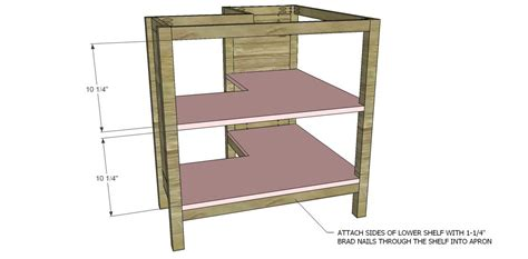 pottery barn corner bookcase free diy furniture plans to build a pottery barn