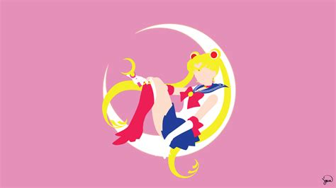 cute and simple sailor moon simple wallpaper sailor moon best wallpaper