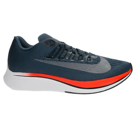 Nike Fly nike zoom fly s running shoes blue