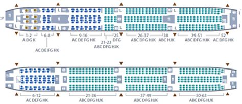 layout seat pesawat garuda denah tempat duduk garuda indonesia