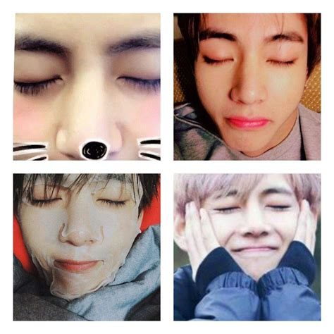 kim taehyung eyelashes let s appreciate kim taehyung s eyebrows and lashes