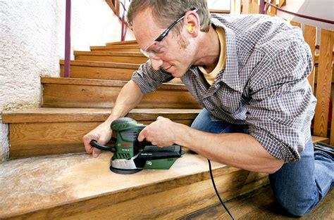 Exzenterschleifer Holz Polieren by Mit Exenterschleifer Schleifen Heimwerker Tipps