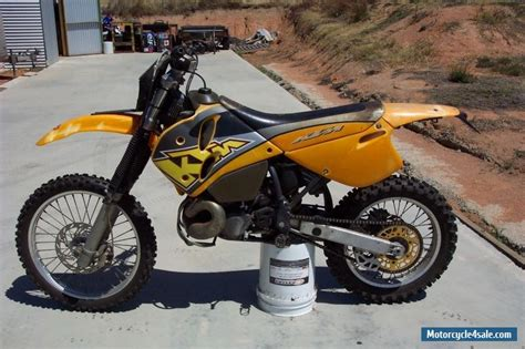 97 Ktm 250 Sx Ktm 250 Exc For Sale In Australia