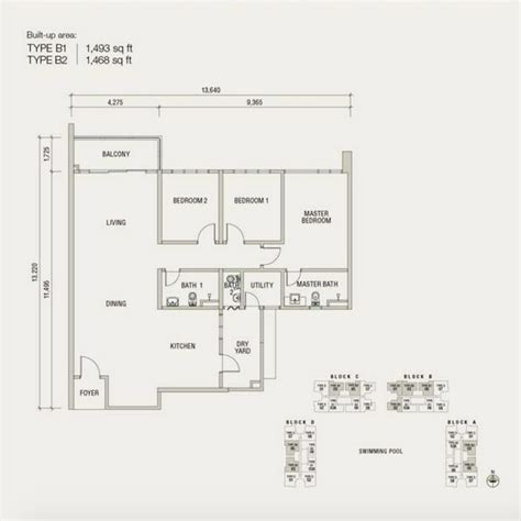 Foresta Floor Plan | foresta floor plan meze blog