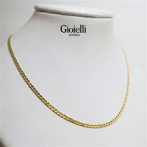 cadena oro martillada cadena martillada 50 215 0 2 cd073