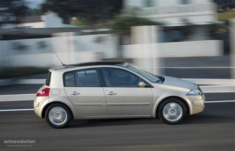 renault megane 2006 renault megane 5 doors specs 2006 2007 2008