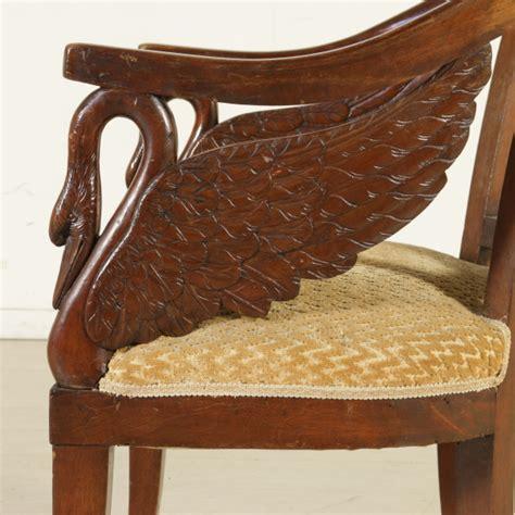 poltrone stile impero poltrona impero sedie poltrone divani antiquariato