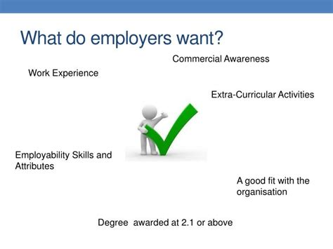 Why Do Employers Want Mba by Ppt Applying For Graduate With A Degree From Secl