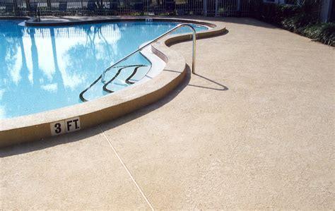 SEAL KRETE® Concrete Pool Deck Paint & Coatings