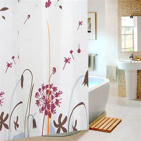 Country Style Shower Curtains Beautiful Shower Curtains For Your Bathroom In Country Style