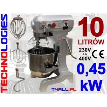 Mixer Roti 3 Kg planetary dough mixer 10l 3 kg dough hobart design 400v