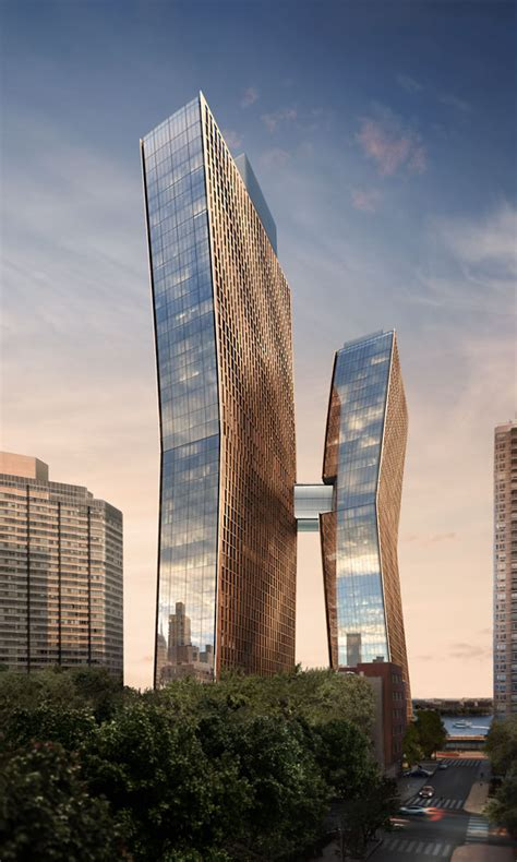 The Curve Floor Plan by American Copper Buildings At 626 First Avenue Jds