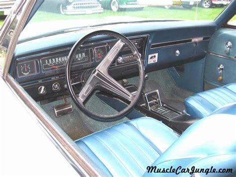 1968 impala interior 1968 impala convertible interior