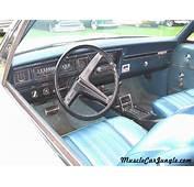 1968 Impala Convertible Interior