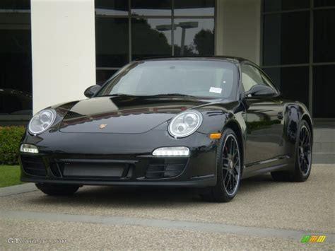 porsche 911 gts black 2012 black porsche 911 4 gts coupe 55657953