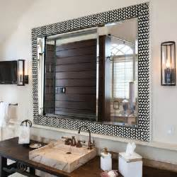 Framing Bathroom Mirror Ideas » Home Design