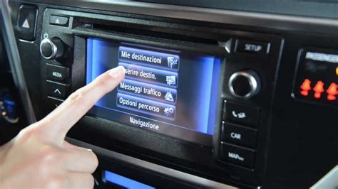 Touch And Go Toyota Toyota Auris Touch Go Demo