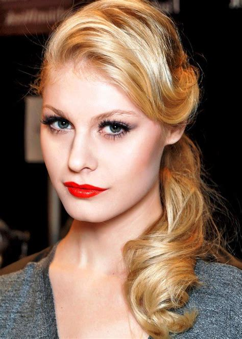 how to do vintage hairstyles glamorous vintage hairstyles for women how to do easy