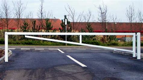 swing barrier manual swing barriers sson partners fencing tel