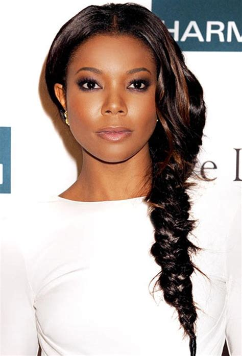 fishtail braid hairstyles for black women african american fishtail braids hairstyles pictures