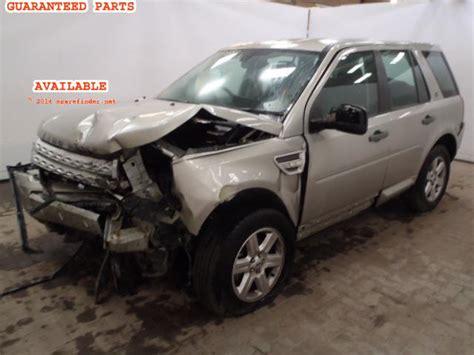 Sparepart Freelander Land Rover Freelander Breakers Freelander Dismantlers