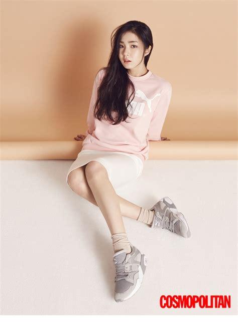 yoo ah in và shin se kyung shin se kyung se muestra coqueta en ropa deportiva en