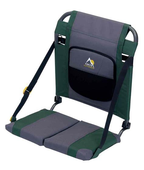 portable boat bench seats seat wenonah sitbacker fusion high back cushion seat