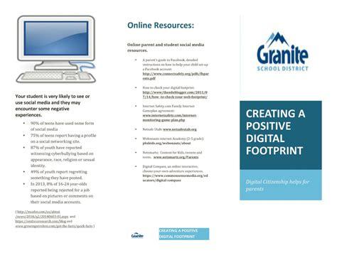 How To Create Interactive Floor Plan creating a positive digital footprint digital citizenship